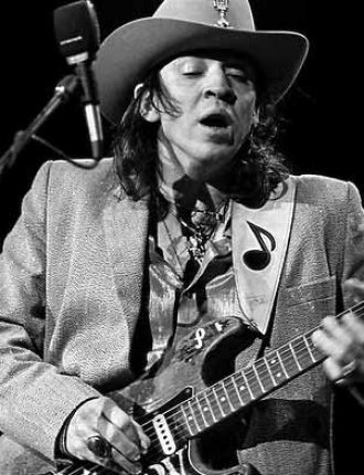 Stevie Ray Vaugan