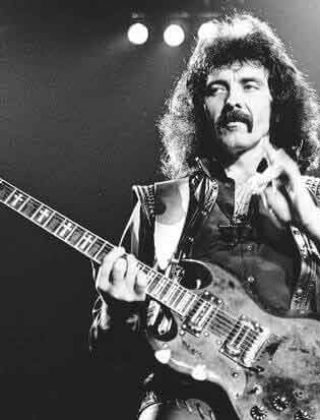 Tony Iommi Guitarist